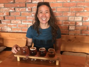 Sunshine Coast Trail Townsite Brewing